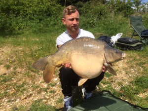 exclusive carp fishing